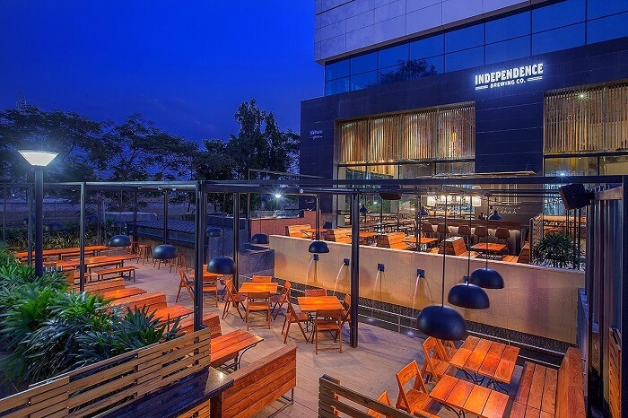Independence Breweries pune