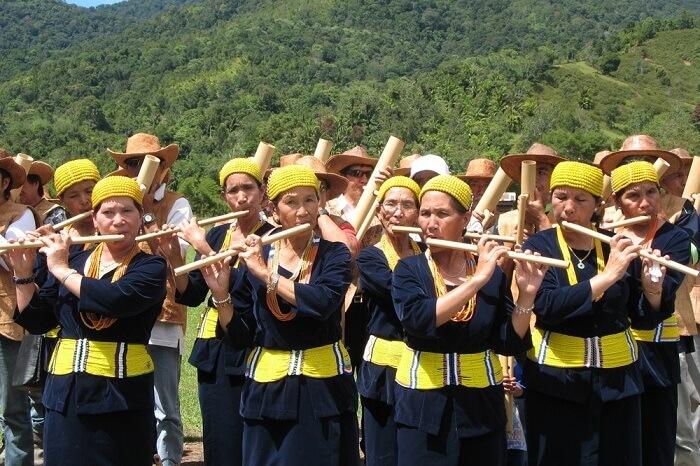 Irau Aco Lun Bawang Festival