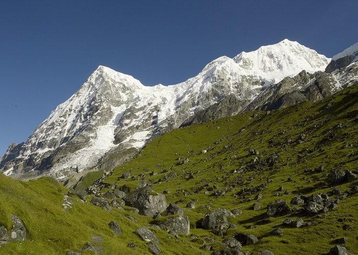 Kanchendzonga national park