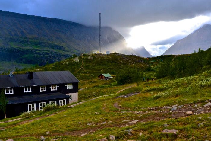 Kebnekaise in Sweden