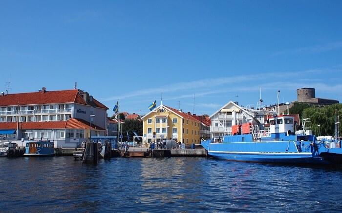 Marstand Port