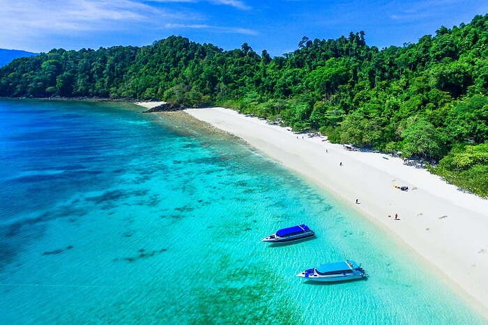 Mergui Archipelago Ta Fook myanmar