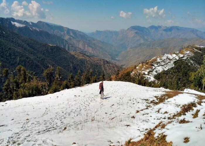 Nag Tibba in Uttarakhand