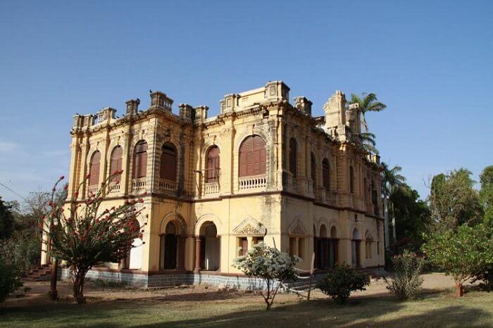 Sharad Baug Palace