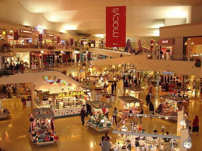 Shop till you drop in los angeles