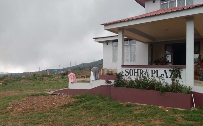 Sohra Plaza