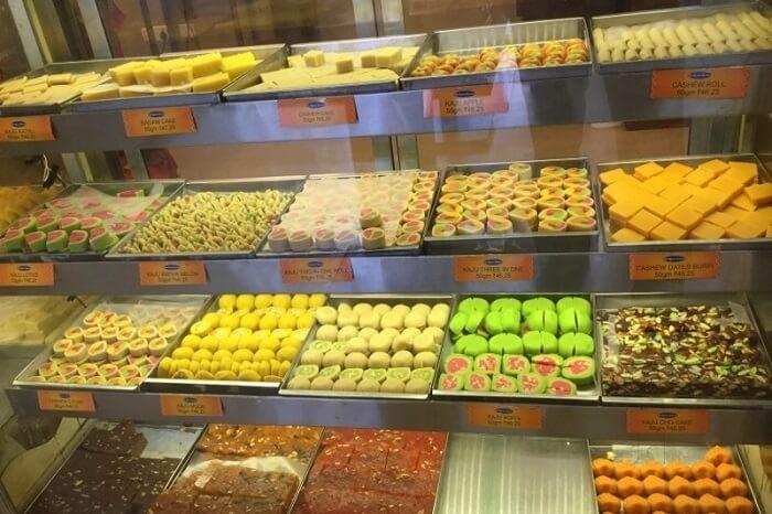Sri Krishna Sweets chennai