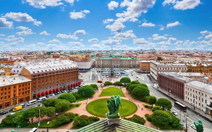 St. Petersburg OG ss14052018