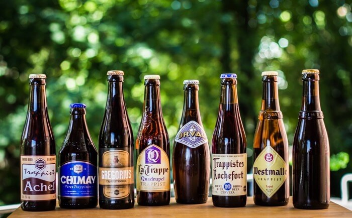 Taste the different varieties of craft beer