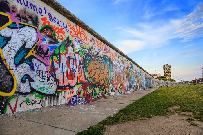 The Berlin Wall germany