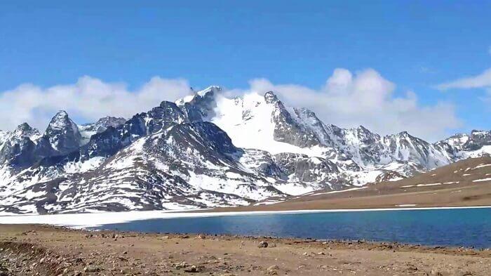 visit Tso Lhamo Lake in lachen