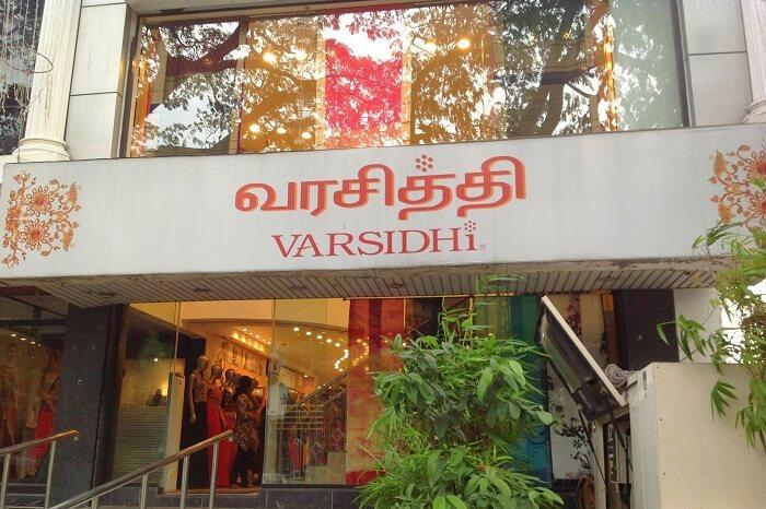 Varsidhi chennai