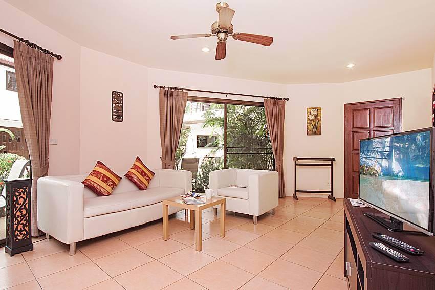 living room of Wan Hyud Villa No 101