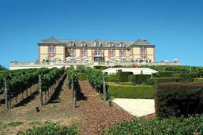 Winery at Renaissance Villa