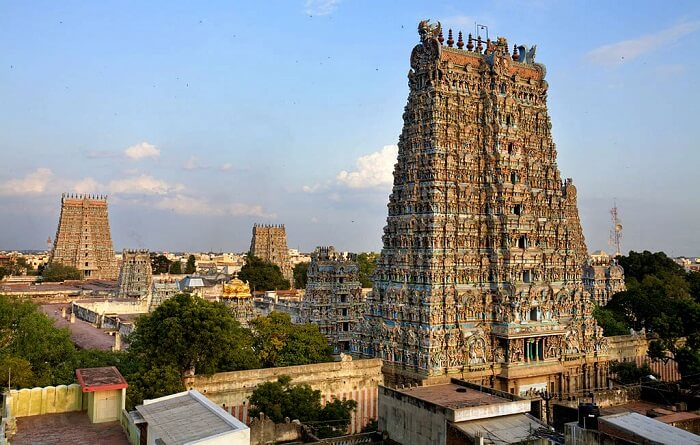meenakshi temple accommodation