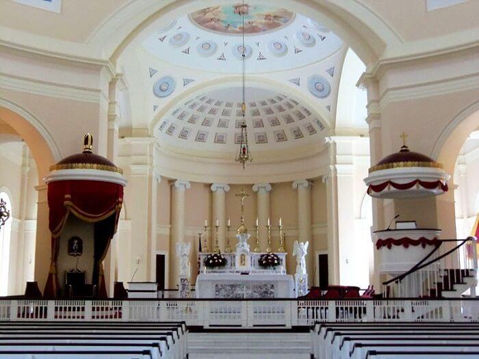 basilica of the national shrine of mary
