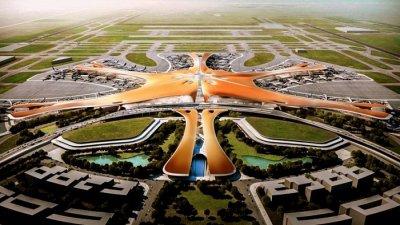 new beijing airport