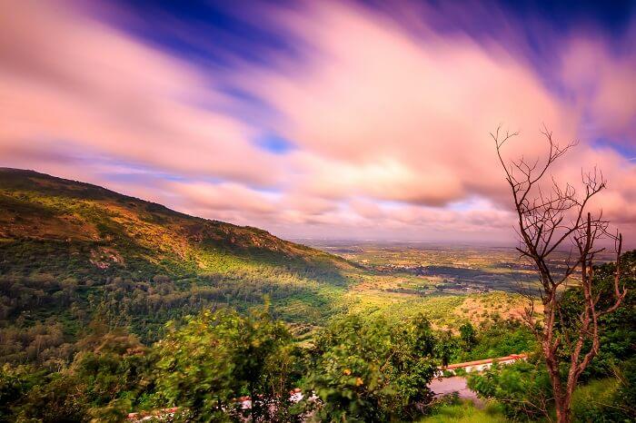 weather in nandi hills