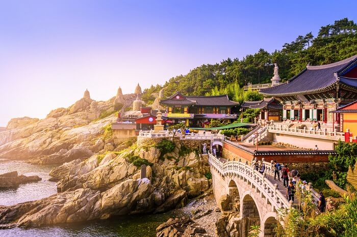 second largest city of South Korea