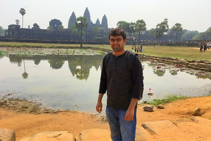 trip to Cambodia
