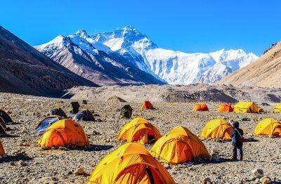 everest base camp Triyagyoni