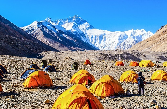 everest base camp Triyagyoni