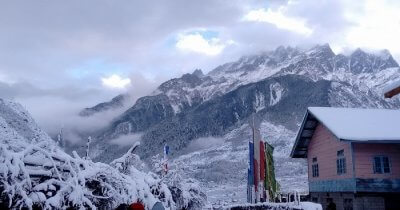 mesmerizing beauty of lachung