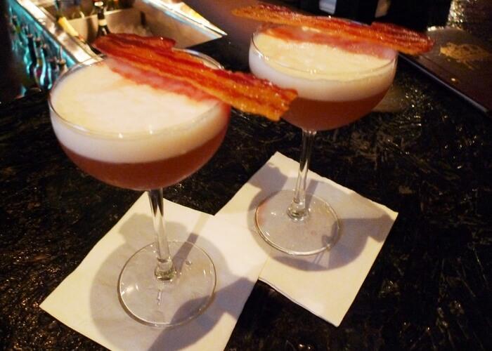 cocktails at habanara
