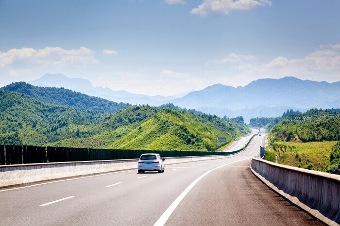 nandi hills by road