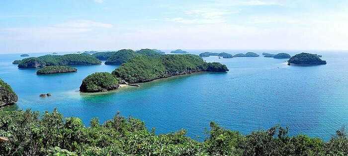 hundreds island national park