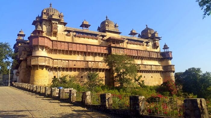 the significant fort in the city