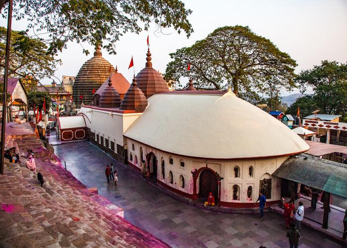 kamakhaya temple