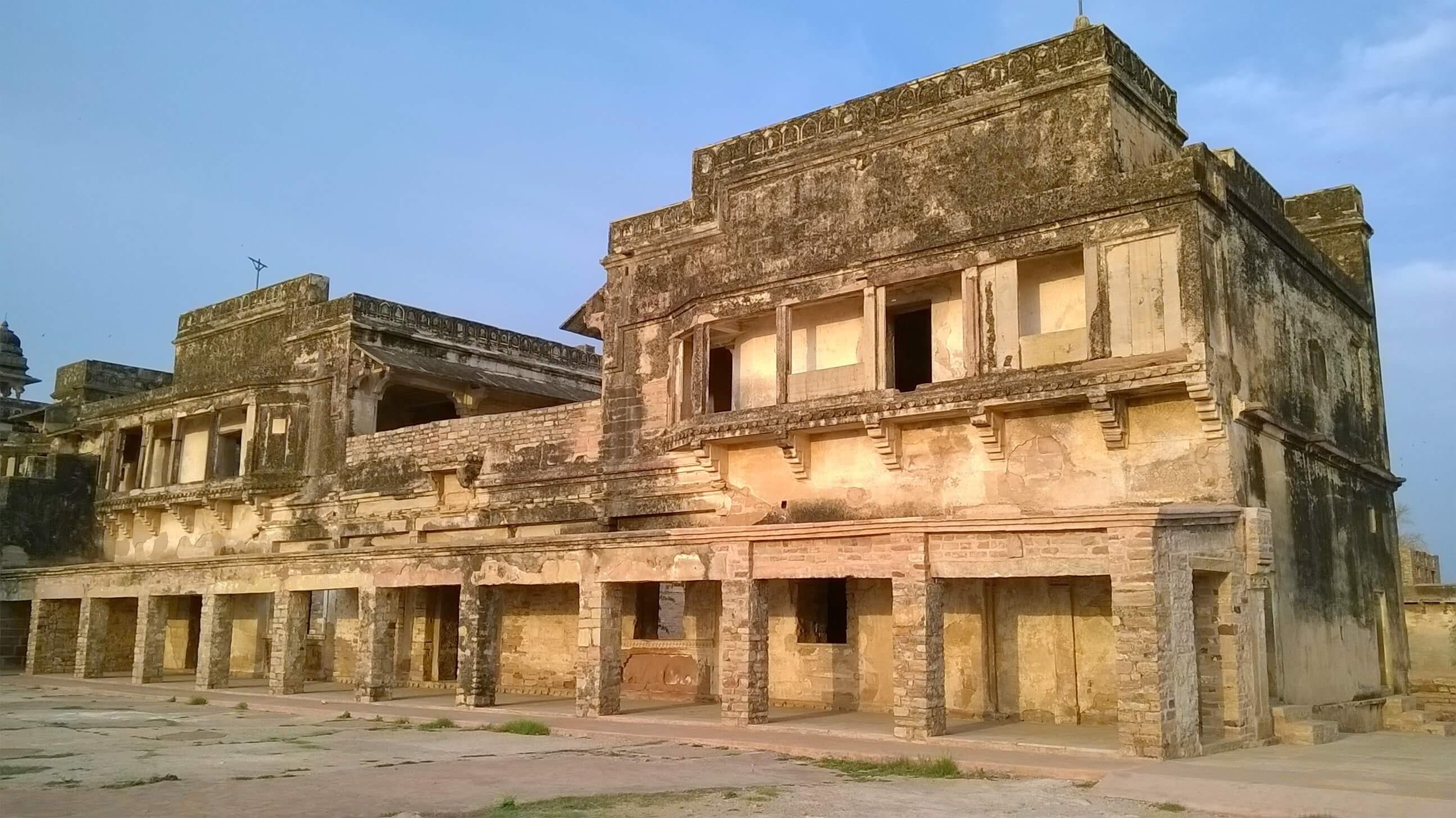 Karan Mahal Gwalior