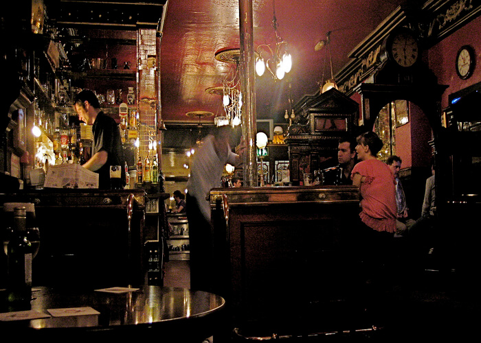 Popular pub in Dublin