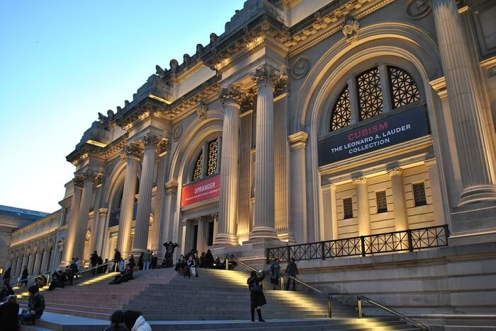 it's commonly called is the biggest art museum in the US