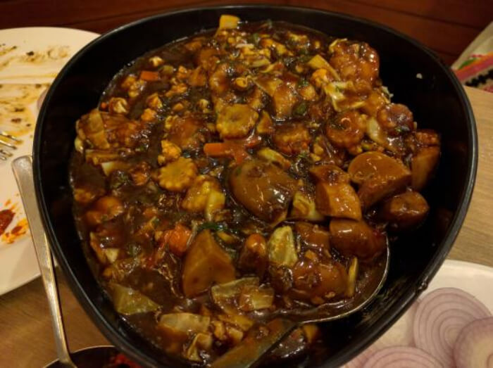north indian and mughlai dishes