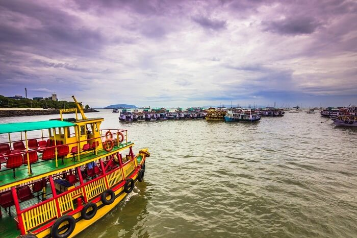 mumbai ferry