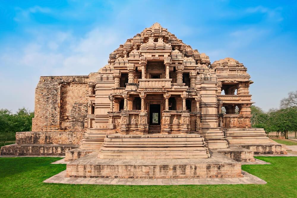 sas bahu temple of Gwalior