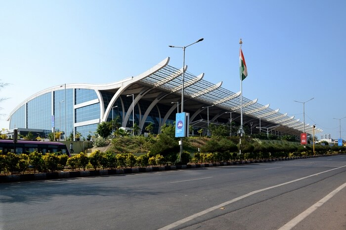 dabolim airport in goa