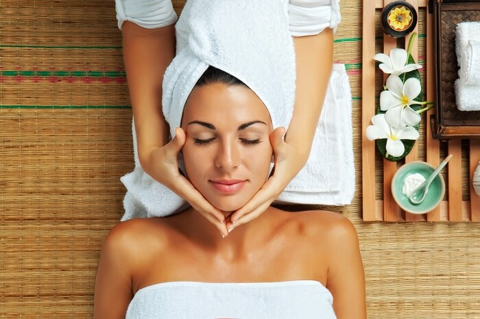 make you feel extra pampered
