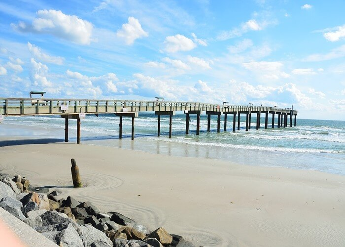 clean pristine beaches of st augustine