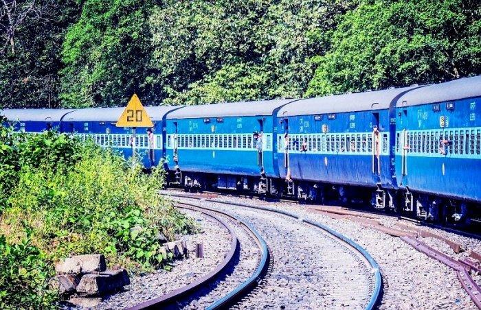 goa by train