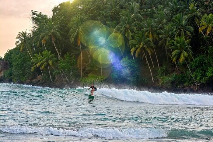 coastline provides endless adventures