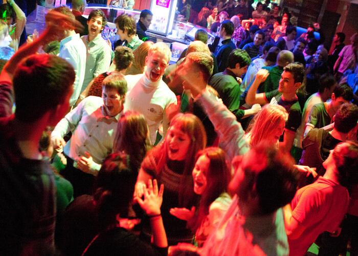 nightclub in dublin