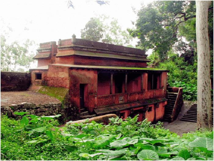 tipu's summer residence