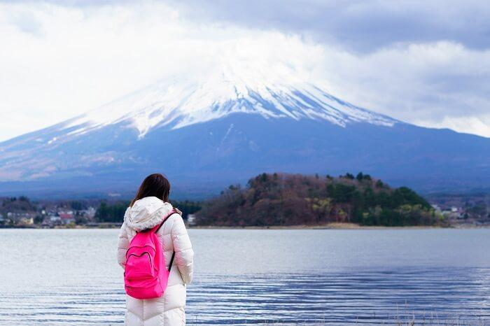 traveler japan mount fuji