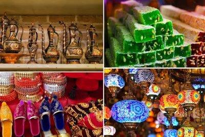 turkey shopping cover image