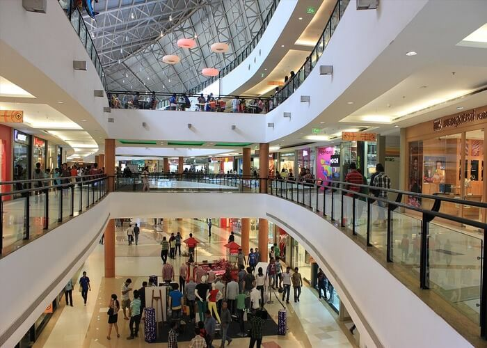 Optiona Mall in Rajkot