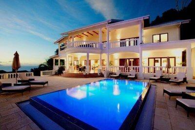 Villas in Seychelles
