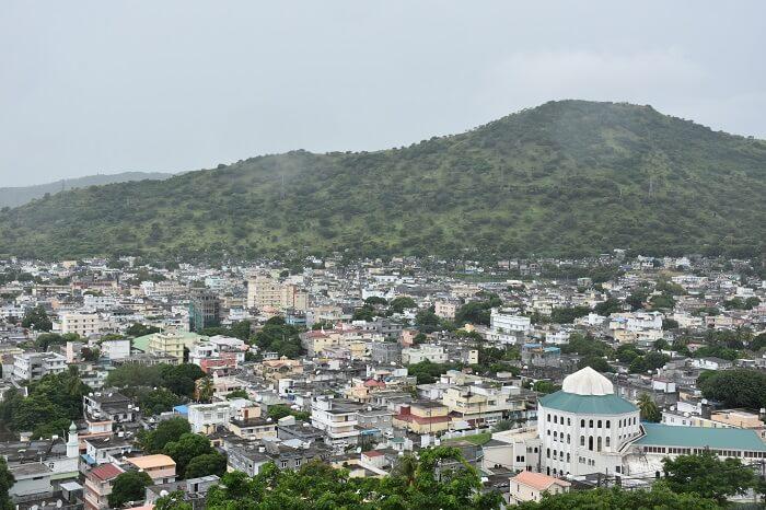 citadel fort mauritius
